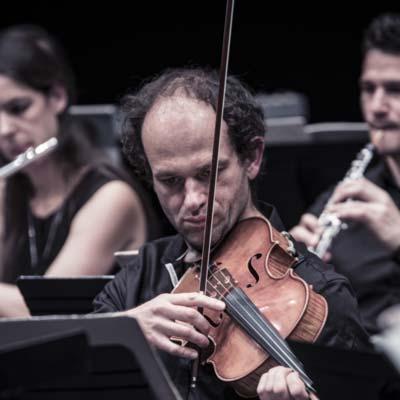 Patrick Oriol @ Frédéric Garcia