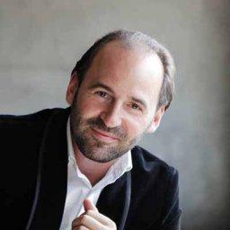 Photo medaillon de Pierre Bleuse, directeur associé