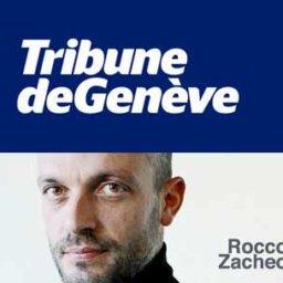 Tribune de Genève, un article de Roco Zacheo