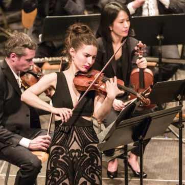 Anna Göckel et Lemanic Modern Ensemble Archipel 2018