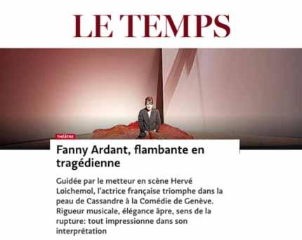 Le-Temps-23-09-2015-Fanny-Ardant-flambante-en-tragédienne