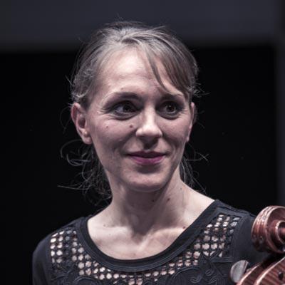 Amandine Lecras © Frédéric Garcia