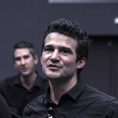 Luca Mariani © Frédéric Garcia