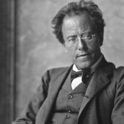 UNSPECIFIED - CIRCA 1907: The Austrian composer Gustav Mahler. Photograph by Moriz N‰hr. 1907. (Photo by Imagno/Getty Images)