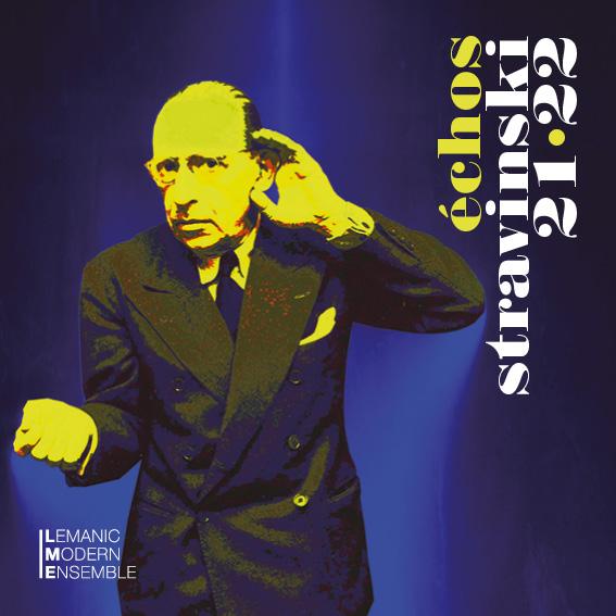 Feuilleter le programme de la saison 21-22 - échos Stravinski - en ligne ou le télécharger au format .pdf